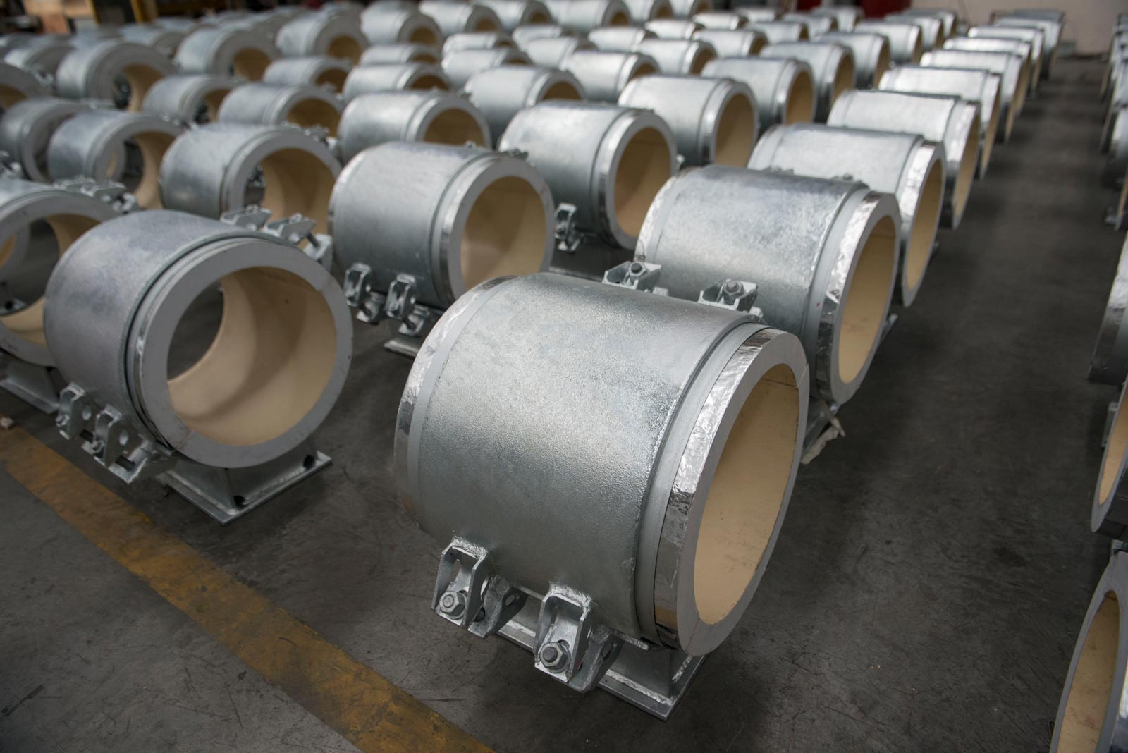 Load Indicator Pipe Hanger : Cryogenic supports carpenter and paterson asia